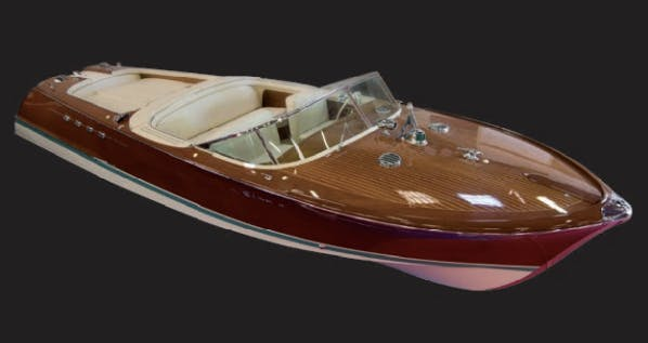 Chantier : riva Type : Aquarama Provenance : Italie Année : 1966 Estimation: 200 000 / 250 000 €