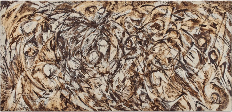 Lee Krasner (1908-1984), The Eye is the First Circle, 1960 | Foto: Sotheby's