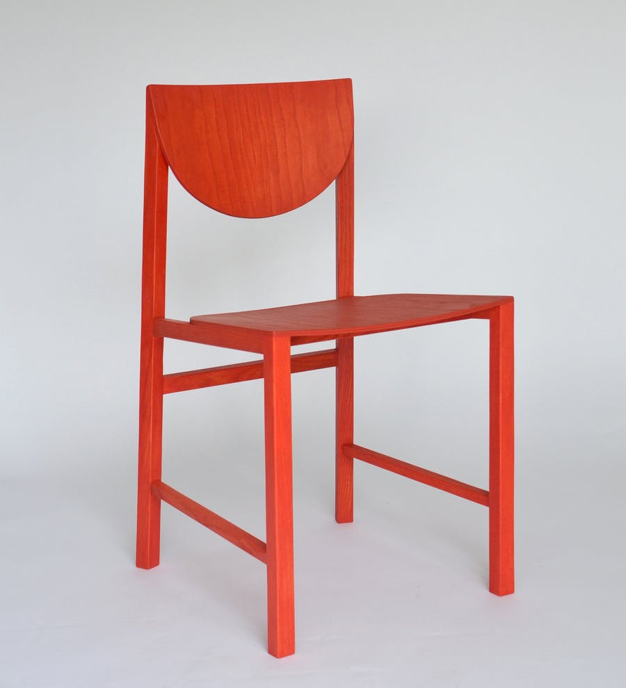 Mette Schelde, 'The UU Chair'. Photo: Adorno