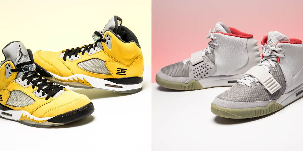 A $150,000 Pair of Nike Sneakers at Auction | Barnebys Magazine