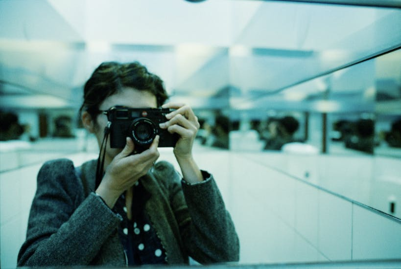 Audrey Tautou. Courtesy of the artist © Rencontres Arles