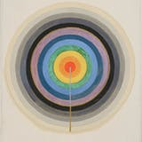HILMA AF KLINT. HaK537. Series VIII. Picture of the Starting Point (1920). Imagen vía: © The Hilma af Klint Foundation