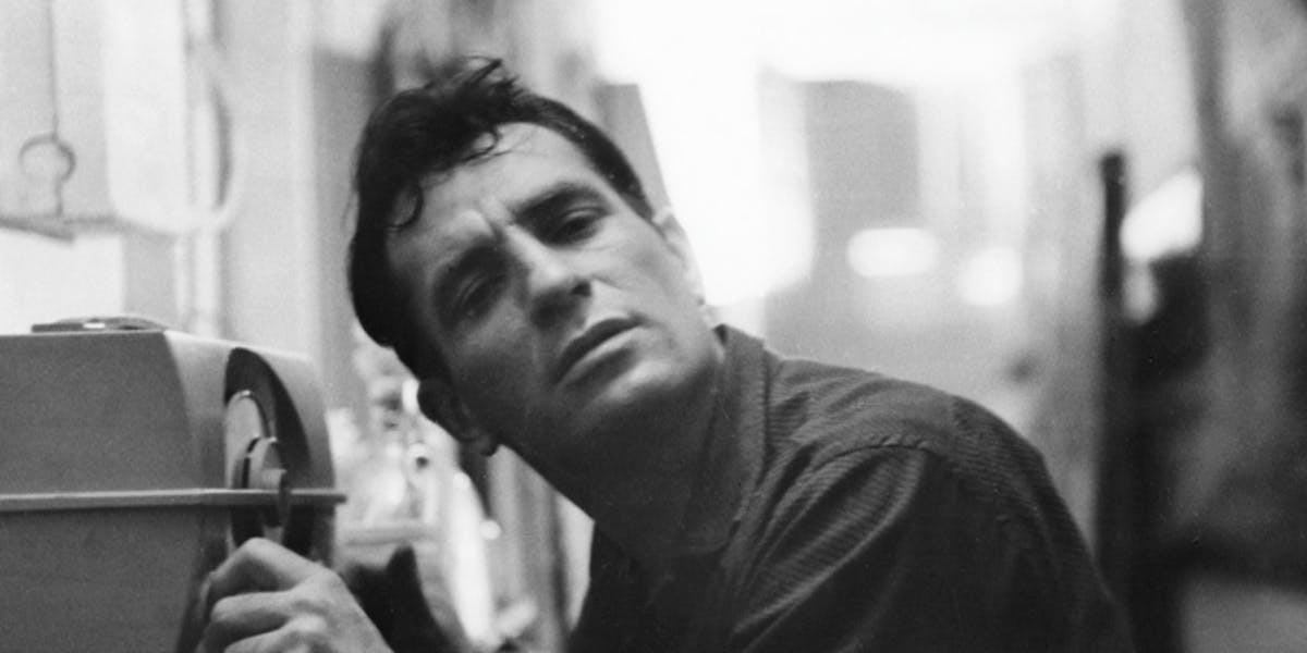 Neal Cassady letter sent to Jack Kerouac at Christie's