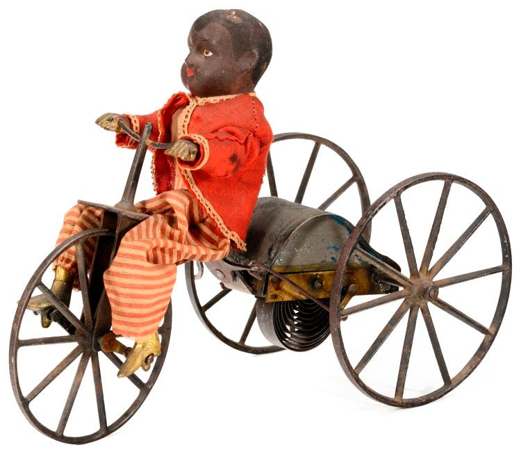 black_boy_velocipede_14529b_copyright_2014_by_Auction_Team_Breker_Cologne_Germany