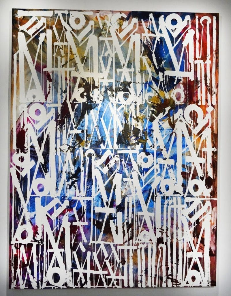 RETNA - I Went To New York, Had A Ball, 2017